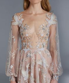 REALLY?!  Paolo Sebastian 2015-16 Spring Summer Couture  7