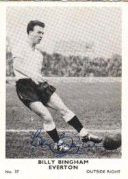 37. Billy Bingham Everton
