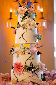 Nature. By CAKE: Wedding Cakes and Special Occasion Cakes in San Diego