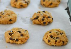 Les cookies avant d'enfourner