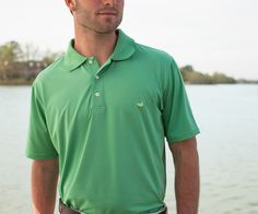 The Bermuda Performance Polo