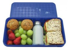 healthy lunches for kids | Healthy Lunch Box Ideas for Kids | Healthy School Lunches | The ...