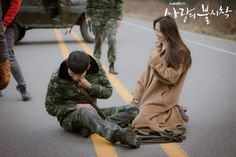Crash Landing on You (사랑의 불시착) - Drama - Picture Gallery Series Movies, Film Movie, Web Series, Drama Eng Sub, Jung Hyun, Kim Sun, Scene Image, Hyun Bin, Kdrama Actors