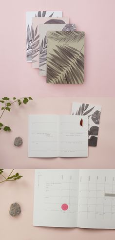 Cute and tropical! Plan your weeks and months ahead with the cute and well designed Slow and Simple Monthly Scheduler! It features unique page designs and a classy cover with a bonus PVC cover for added protection. This dateless planner is the way to go, so check it out!