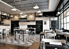La Cucineria - Ristorante / Restaurant in Rome - Roma, Italia - 2012 - Noses Architects