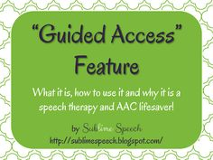 Stop what you are doing and read this! It will help you tremendously in therapy and/or with your students that use AAC for their voice!This year I was asked to attend a PD opportunity about i…