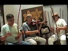 Orquestra Harmônica de Berimbaus: Capoeira Mestres Dom Ivan, Clodoaldo, ...