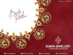 Ruby necklace _sumanjewellery