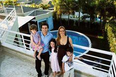 Veja 100 fotos das luxuosas mansões dos famosos brasileiros