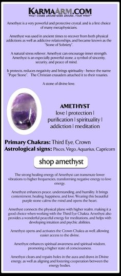 #Amethyst #Purple #Chakra #Virgo #Aquarius #Capricorn #Pisces #ThirdEye #Crown #CrownChakra #ThirdEyeChakra #BeadedBracelets #Yoga #Bracelets #Jewelry #Necklaces #Reiki #ReikiHealing #Meditaton #Beaded #Bracelets #YogaJewelry #Mens #GoodLuck #Luck #Womens #Jewelry #CrystalEnergy #gifts #Chakra #Reiki #Healing #Kundalini #LawofAttraction #LOA #Love #Mantra #Mala #prayer #mindfulness #wisdom #CrystalEnergy #Spiritual #Gifts #Mommy #Blog #friendship #Lucky #Fertility #Buddhist