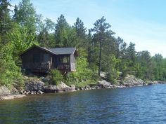 Ely, MN (Camp du Nord pilot house) most beautiful place on earth