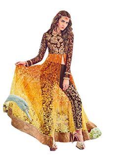 Shoppingover Bollywood Party Wear Anarkali Suit in Brasso... https://www.amazon.co.uk/dp/B01LW8WZ5Y/ref=cm_sw_r_pi_dp_x_Cap2xb3Y4YJDM