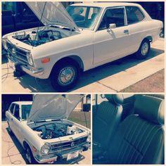 Sunny where it's Sunny: 1971 Datsun 1200 for Trade