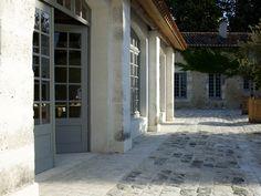 Anne Derasse - Orangerie du Château de Montmoreau