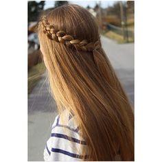 """Two Dutch braids tied back! ☀️ #prettyhairstyleess"" Photo taken by @prettyhairstyleess on Instagram, pinned via the InstaPin iOS App! http://www.instapinapp.com (04/21/2015)"