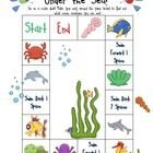 This learning resource includes a cute under the sea themed game board and blank game cards. It can be used to practice sight words, math facts, ...