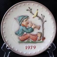 Vintage Goebel Hummel  Annual Collector Plate 1979 | only US $15.29