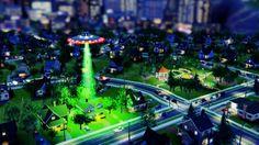 Confira toda a beleza do game SimCity na velocidade 5