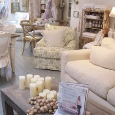 Rachel Ashwell Shabby Chic Couture  Shop in London