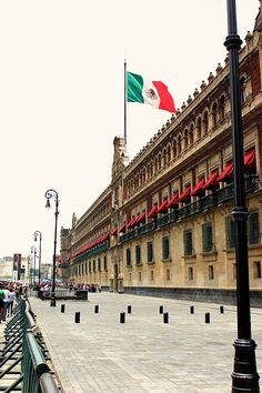 Trip to Mexico City - coming Sept 2014 Palacio Nacional, Mexico City, Mexico | Eduardo Ramirez via Flickr