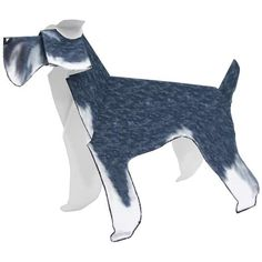 FREE printable dog paper toy