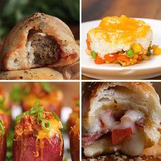6 Fun-Size Snacks by Tasty