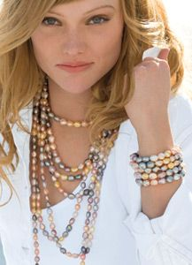Come into one of our stores in Lawrence, Kansas or Columbia Missouri to browse our large selection of Honora Pearls!  www.hurstdiamonds.com