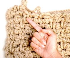 How to Finger Crochet by amalkhan