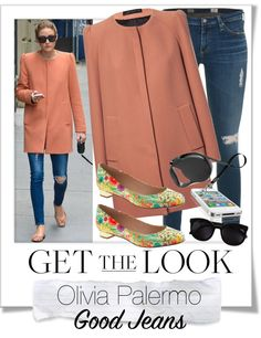 """Get The Look - Olivia Palermo"" by renatademarchi ❤ liked on Polyvore"