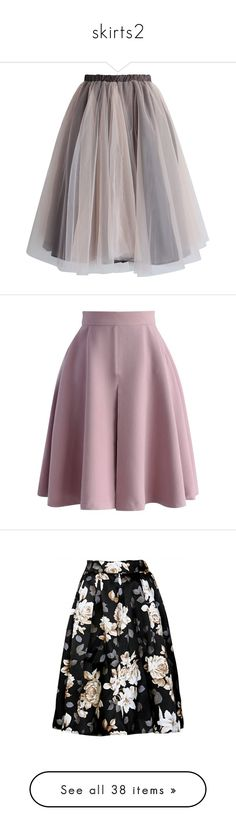 """""""skirts2"""" by peeweevaaz ❤ liked on Polyvore featuring skirts, bottoms, faldas, gonne, brown, brown tulle skirt, brown layered skirt, brown skirt, layered skirt and taupe skirt"""