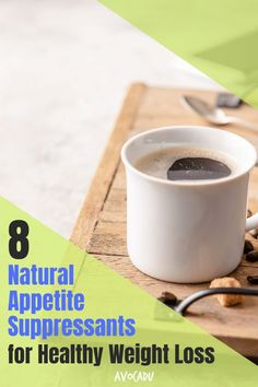 There are diet pills and products out there that can help reduce hunger, but I know a lot of people (myself included) are wary of taking something with ingredients they don't recognize, or can't pronounce. Luckily, there are natural ways you can curb your appetite--so you can actually stick to your diet without feeling hangry or deprived! We share our top eight natural appetite suppressants in our latest article here. #avocadu #appetitesuppressants #howtostopfeelinghungry #weightloss… Lose Weight Quick, Lose Weight Naturally, Healthy Weight Loss, Best Green Juice Recipe, Green Juice Recipes, Appetite Suppressants, Natural Appetite Suppressant, Appetite Control, Diet Pills