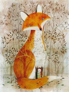 Isaly - fox
