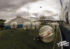 Bubble Soccer ⚽⚽️  Reservas 312 3487004- 321 3782532.  El Fútbol Burbuja, Bubble Football y/o Bubble Soccer, se juega dentro de una burbuja! Disfruta de un momento lleno de risas, choques y mucha Alegría.  www.bumperzcolombia.com  info@bumperzcolombia.com  https://www.facebook.com/BumperzColombia/  https://www.instagram.com/bumperzcolombia/
