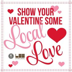 """#locallove""  www.shoplocalraleigh.org"