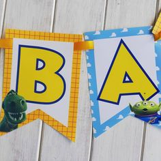 Cumple Toy Story, Kit, Diy And Crafts, Birthday Parties, Toys, Instagram, Party Ideas, Prize Draw, School Supplies