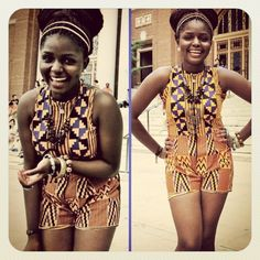Pictures Of Various Ankara/kente Styles - Fashion (1) - Nairaland