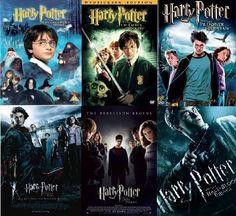MULTI Harry Potter Parts 1 7 720p BRRip XviD AC3 ViSiON2 Movie