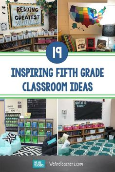 Ready to take your fifth grade classroom to the next level? We've created a handy list of ideas for decor, supplies, and bulletin boards! #fifthgrade #classroom #classroomideas #classroomsetup #supplies #teaching #teacher #classroomdecor Escape The Classroom, Classroom Setup, Classroom Organization, 5th Grade Classroom, First Year Teachers, School Community, Beginning Of The School Year, New Students, Fifth Grade