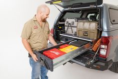 1300mm Titan Drawer System suitable for utes