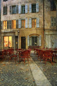 Cotignac - village in Provence