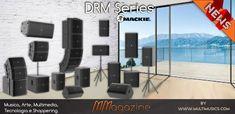 Mackie DRM Series, i nuovi diffusori presentati al NAMM 2019 - MMagazine Games, Tecnologia, Musica, Gaming, Game