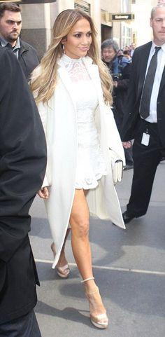 43315804aba4 Jennifer Lopez in Jonathan Simkhai out in NYC.  bestdressed Jonathan  Simkhai