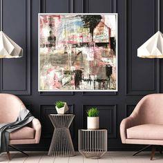 Irish Art, Gallery Wall, Contemporary, Canvas, Frame, Artist, Instagram, Home Decor, Tela