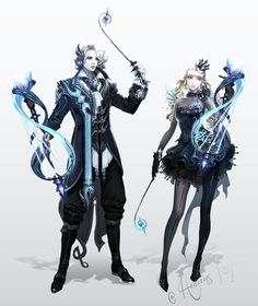 Aion muses   My fav <3