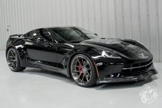 Wide Body Corvette Stingray by Progressive Autosports - Motorward