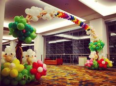 Balloon Arches for Parties | Customised Balloon Arch