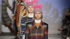 Missoni's Fall 2017 Runway Paid Powerful Tribute to the Women's Marches. See the latest collection from Angela Missoni, fresh off the runway at Milan Fashion Week.
