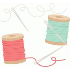 needle and thread  (Design #78961)