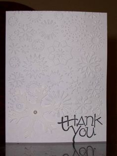 wt193, XMAS Thank You by Scrapolina - Cards and Paper Crafts at Splitcoaststampers