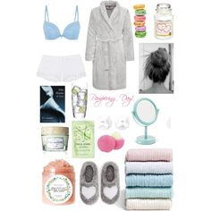 A fashion look from March 2015 featuring Skin, Hunkemöller and Oysho socks. Browse and shop related looks. #pamperevening #pamperday #polyvore #pink #oysho #messybun #candles #girl